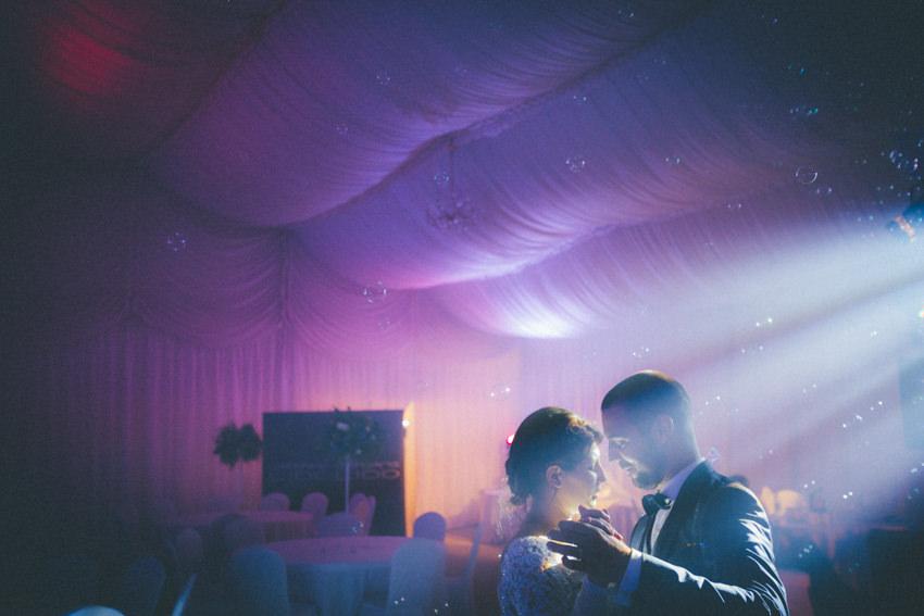 intiman ples na kraju večeri