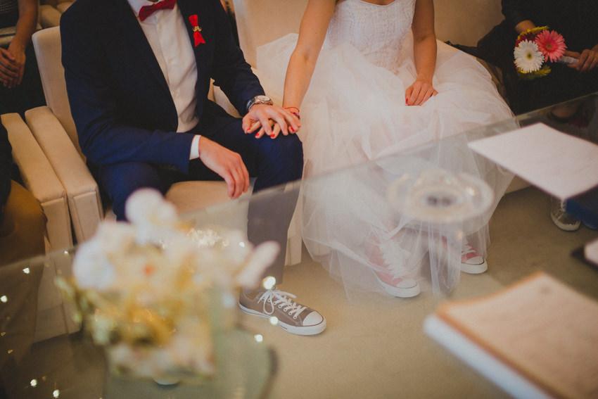 vjenčana ceremonija