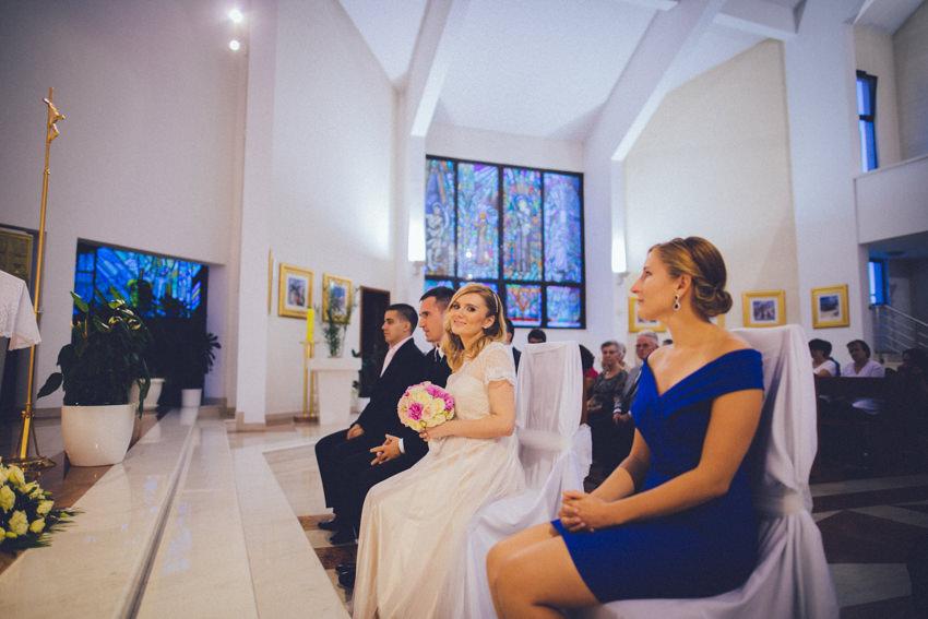 ceremonija u crkvi