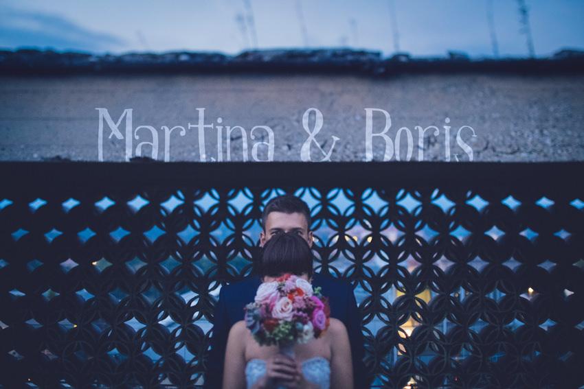Martina & Boris